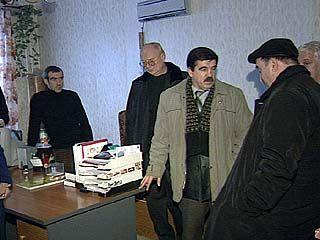 "Центр ""Назорей"" посетили руководители служб УФСИН"
