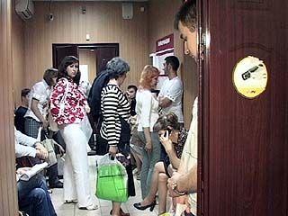 Центр выдачи биометрических паспортов - один на всю Воронежскую область