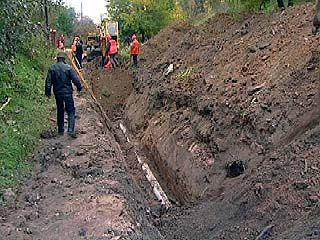 Централизованная канализация появится на Чижовке