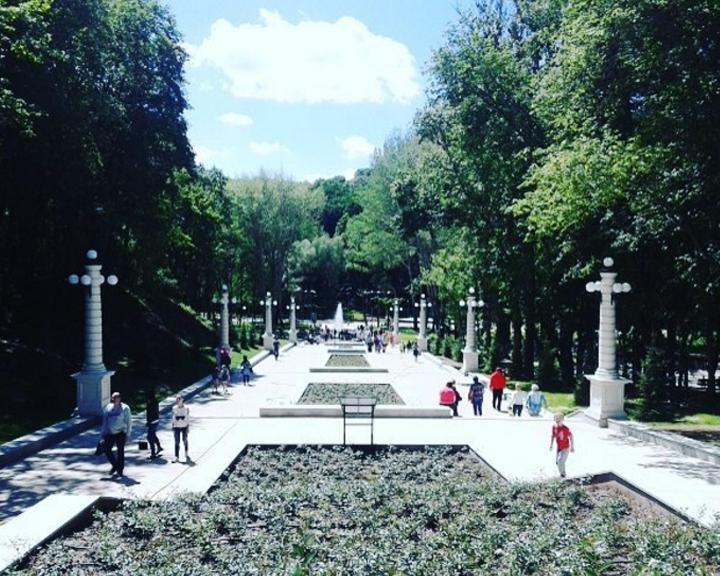 Воронежский Центральный парк «Динамо» теперь закрыт для въезда по ночам