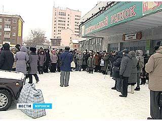 Центральный рынок официально закрывается на реконструкцию