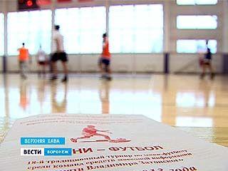 Турнир по мини-футболу памяти Владимира Затонского впервые прошёл не в Воронеже