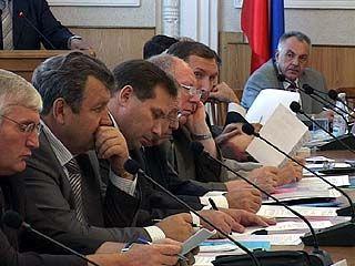 У совета муниципальных образований новый руководитель