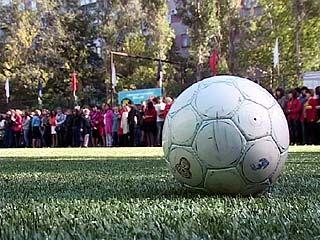 У Воронежского педагогического колледжа появилось футбольное поле
