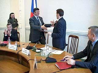 У Воронежской области появился новый финансовый партнер