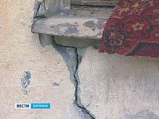 У жителей двухэтажки на Ленинградской сегодня была бесонная ночь