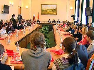 Участники Всеславянского Собора побывали в обладминистрации
