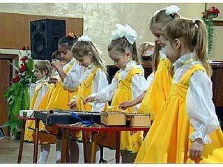 Ученики школы искусств ╧5 подготовили концерт для родителей