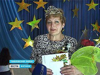 Учительница вырвала у конкуренток титул Мисс-Русская Буйловка