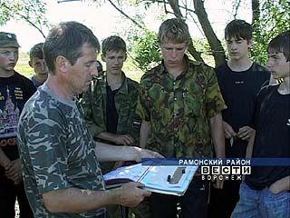 Удалось установить имя одного из защитников Воронежа