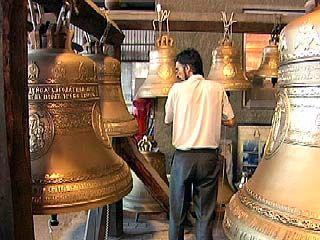 Удалось воссоздать уникальный звон Соловецкого монастыря