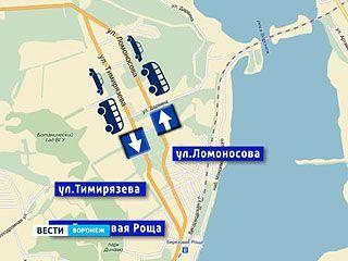 Улицы Ломоносова и Тимирязева всё-таки станут односторонними