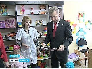 Уполномоченный при президенте по правам ребенка прилетел в Воронеж