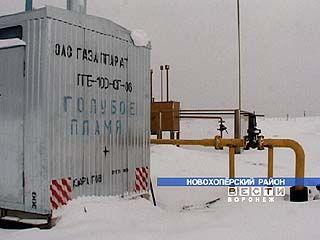 Ускоренными темпами газифицируется Новохоперский район