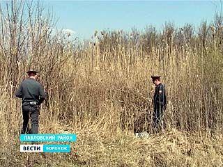 Установлен круг лиц, подозреваемых в убийстве школьницы в Павловском районе