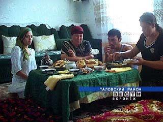Утиновка - самое интернациональное село Таловского района