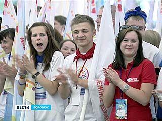 Уже в пятый раз под Воронежем Молгород принимал гостей