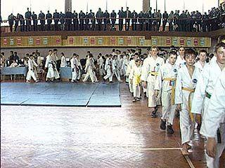 В 5-ый раз собрались каратисты на турнир памяти Вячеслава Шибилкина