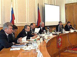 В администрации области прошел семинар-совещание