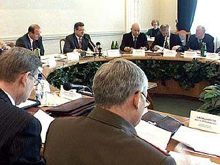 В администрации области состоится заседание коллегии при губернаторе