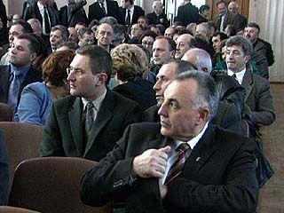 В Аграрном университете единоросы собрались на форум