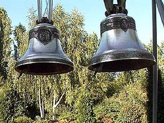 В Акатовом женском монастыре освятили новые колокола