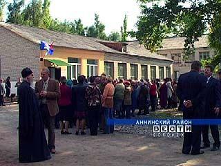 В Аннинском районе открыта десятая амбулатория
