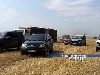 В Аннинском районе развернулась битва за урожай