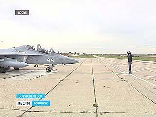В Астраханской области разбился самолет Як-130 из Воронежской области