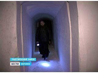 В белогорских пещерах открыли новый подземный проход - к Дону