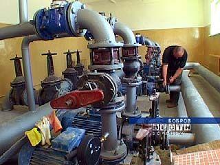 В Боброве будет полностью решена проблема с водой