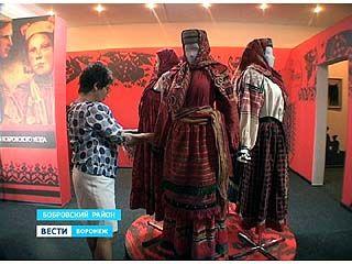 В Боброве готовится к открытию выставка одежды 19 века