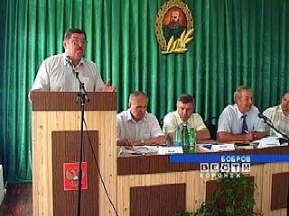 В Боброве открылся двухдневный семинар-совещание
