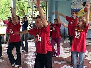 В Боброве состоялось выездное занятие Школы актива