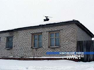 В Бобровском районе можно встретить несуществующее жилье