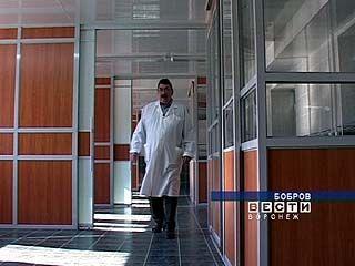 В Бобровской ЦРБ открывают специализированное реанимационное отделение