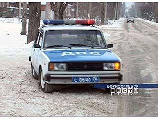 В Богучаре сотрудники ГИБДД обнаружили в автобусе опасную находку