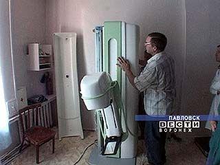 В больницы области начали поступать маммографы