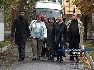 В Борисоглебск прибыла делегация из немецкого города Дельменхорст