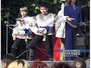 В Борисоглебске отпраздновали день города
