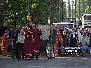 В Борисоглебске празднуют День города