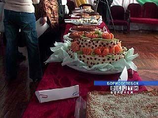 В Борисоглебске прошел кулинарный конкурс