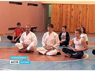 В Борисоглебске прошел первый семинар по годзю-рю каратэ