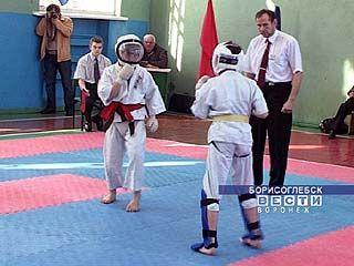 В Борисоглебске прошел турнир по кудо