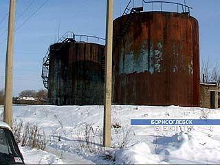 В Борисоглебске раскрыто крупное хищение мазута