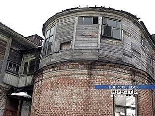 В Борисоглебске сохранился купеческий дом