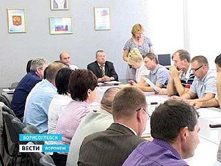 В Борисоглебске выбрали нового мэра