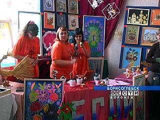 В Борисоглебске завершился  фестиваль самодеятельности студентов