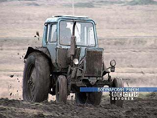 В Борисоглебском районе погиб механизатор одного из хозяйств