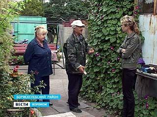 В Борисоглебском районе произошло вооруженное нападение на семью фермеров